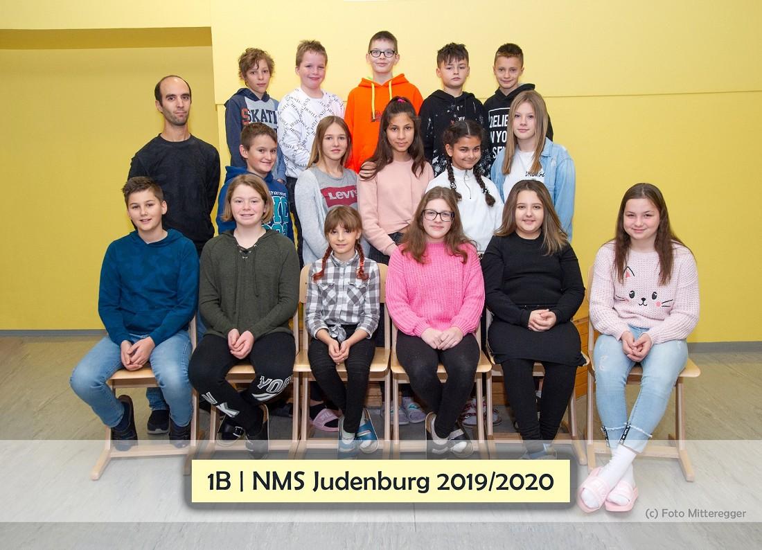 Volksschule Lindenfeld Judenburg - Klassenfoto Klasse 1b
